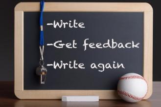Chalkboard feedback